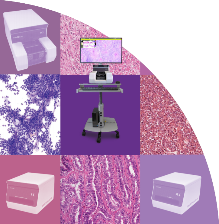 Mikroscan Product Line Up Live Telemicroscopy