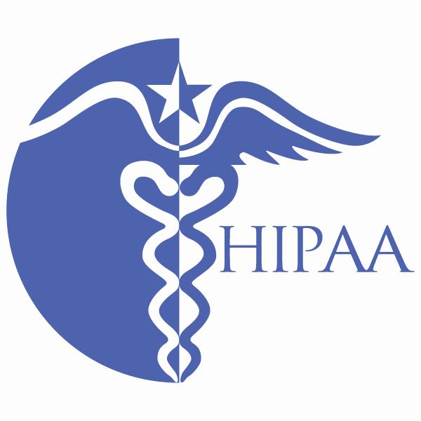HIPAA square logo