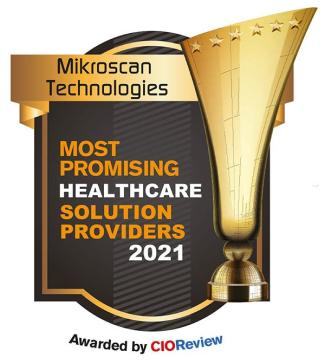 Mikroscan CIO Award